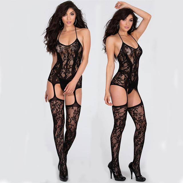 Erotyczna gorąca, seksowna bielizna Plus rozmiar lalki dla dzieci sukienka porno kobiety Teddy Lenceria Mujer Sexo Babydoll S-3XL