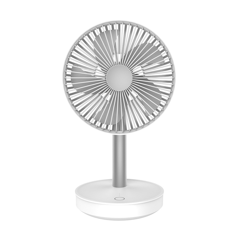 EAS-Cooling <font><b>Fan</b></font> 3-Speed Adjustable Portable Mini Hand <font><b>Fans</b></font> 4000Mah Rechargeable Micro- <font><b>Usb</b></font> Desk Air Cooling <font><b>Fan</b></font> image