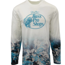 Ba* s Pro Sh* ps мужская Рыбацкая футболка с длинным рукавом UPF50 быстросохнущая одежда для рыбалки спортивные рубашки для рыбалки Размер США S-3XL