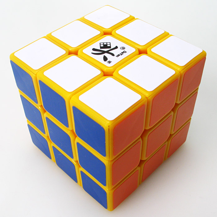 Promo Cheapest Magic Cube puzzle Dayan Guhong 2 V2 57mm 3x3x3 Cubing Speed  Puzzle Cubo Magico Kids Educational Toys 12