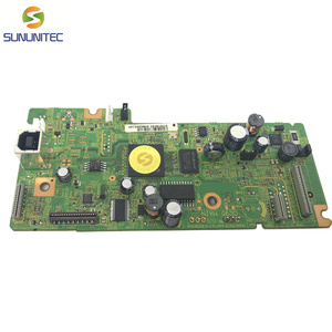 Image 2 - Original FORMATTER PCA ASSY Formatter Board logic Main Board MainBoard mother board for Epson L365 L375 L395 L396 printer