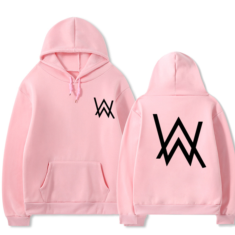 2021 Fall/Winter Alan Walker Hoodie Couple Loose Large Size Wild Casual Men and Women Pullover 2
