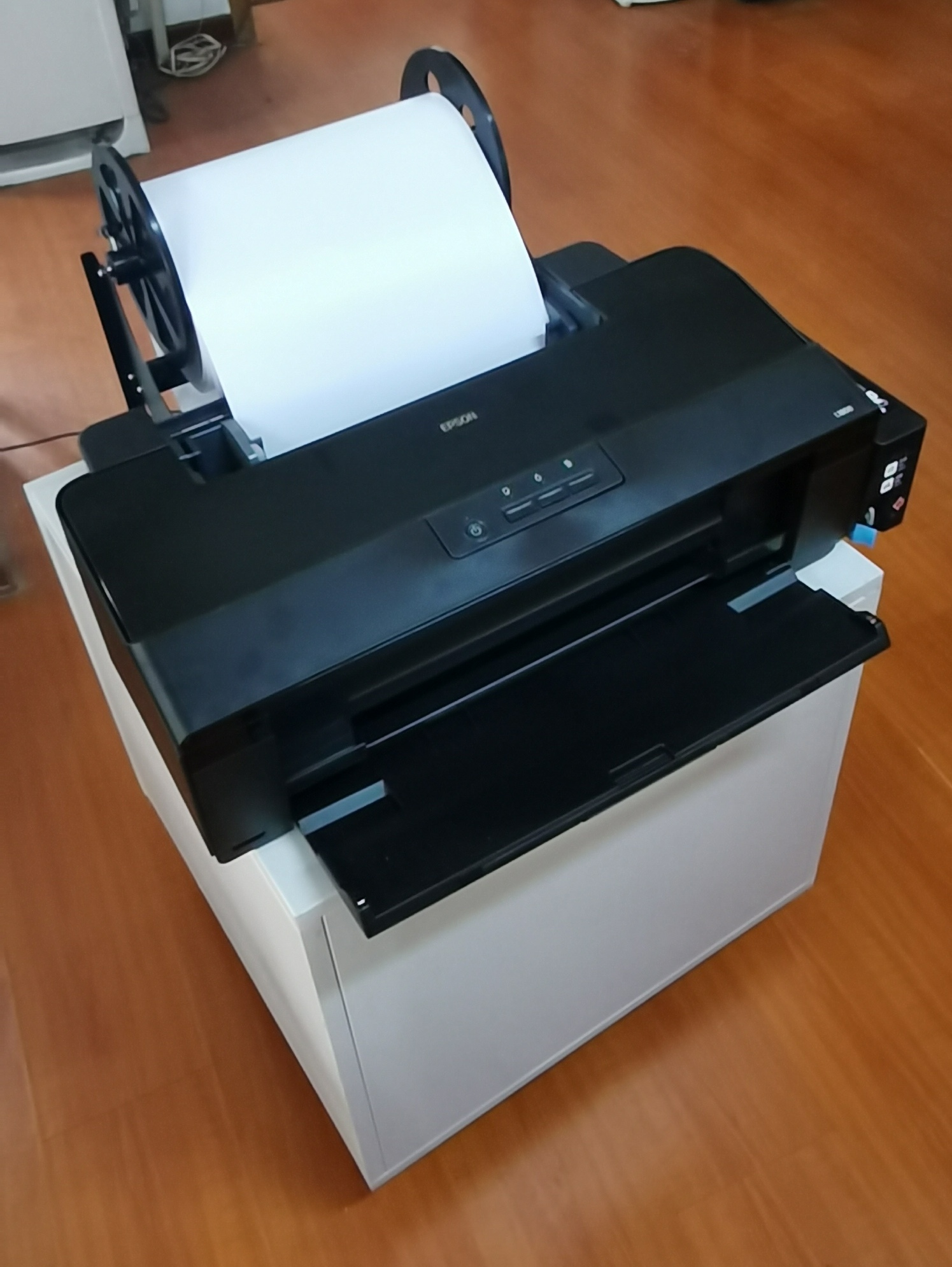 Upgraded Kit EPSON L1800 L1300 12inch Roll Paper Printer Minilab Styles Photo Management Program Courier Free