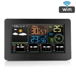Fanju W4 wifi Clock Digital LC