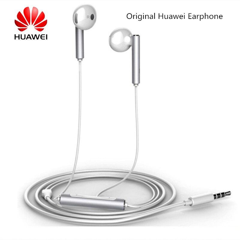 Оригинальный Huawei P20 Lite вакуумные наушники, наушники-вкладыши Наушники Динамик + микрофон Регулятор громкости 3,5 мм для Huawei Nova 2i 3/P Smart/Mate 10 Lite ...