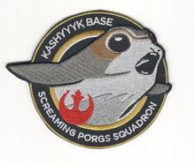 Woven label patch Embroidered patch patch Personalized customization service Products :kashyyyk base