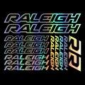 Совместимость с Raleigh, Набор наклеек, наклейки, Переводные картинки, велосипед, горный велосипед, BMX