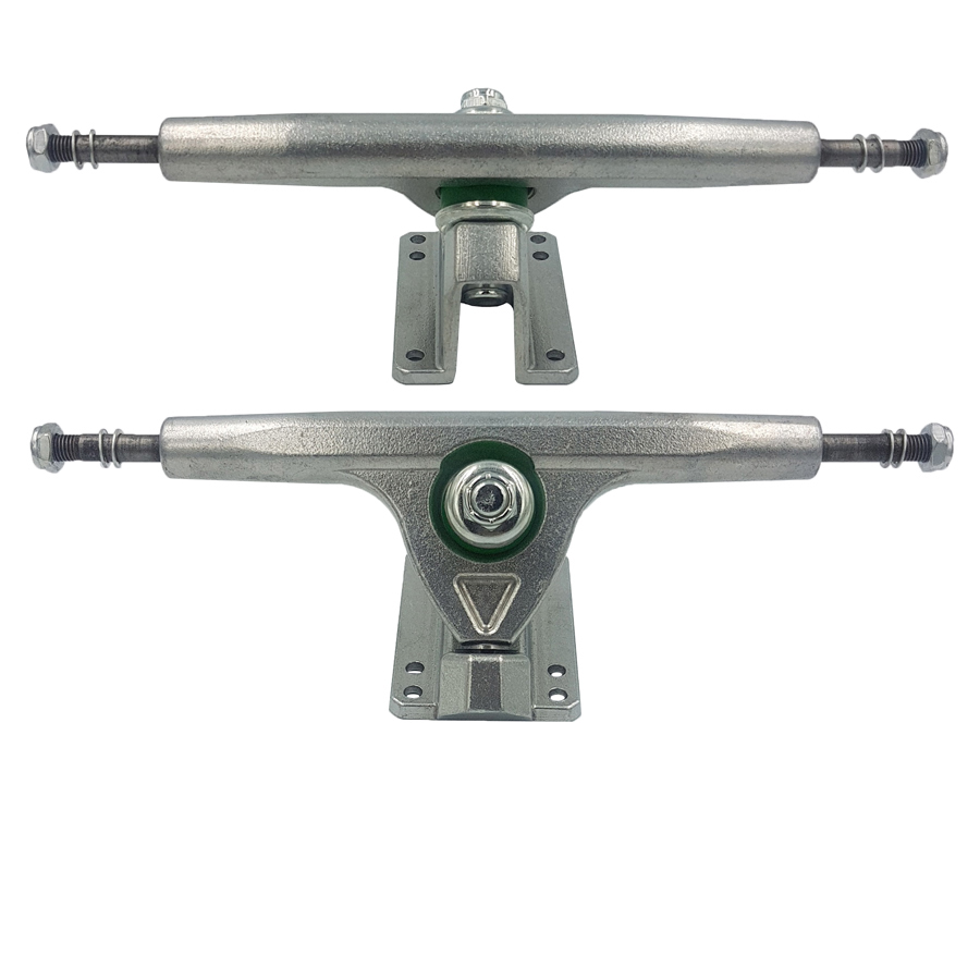 Top Quality 1 Pair 1year Quality Warranty Longboard Trucks 7.25inch Skateboard Truck Gravity Casting Technology Professional