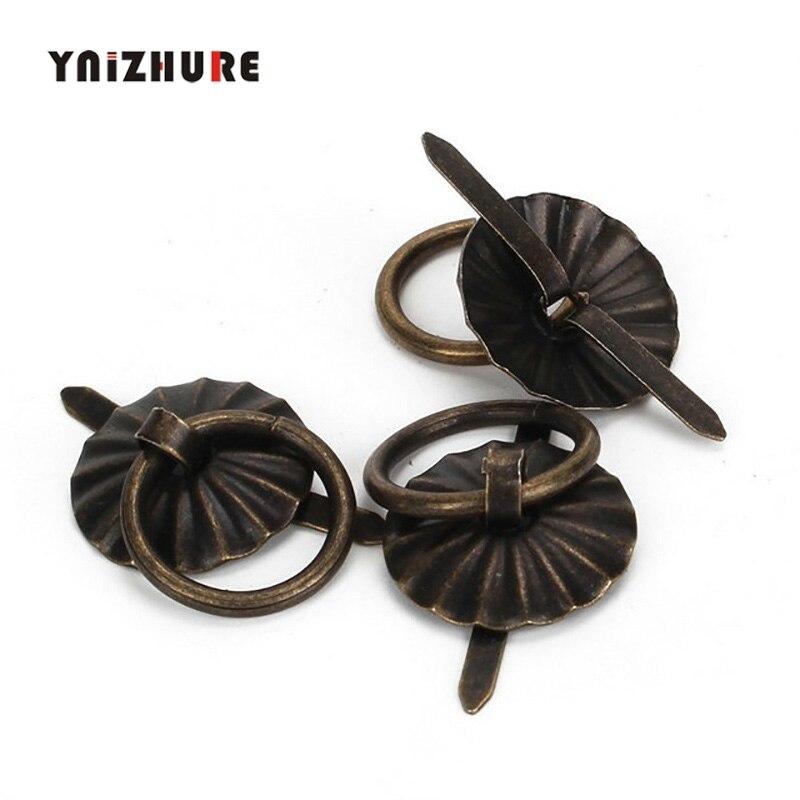 2018-Sale-50pcs-19mm-Vintage-Metal-Tin-Box-Decorated-Handle-Mini-Drawer-Door-Ring-Pulls-0
