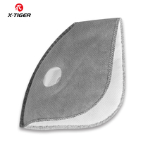 Cycling Face Mask Activated Carbon Filters