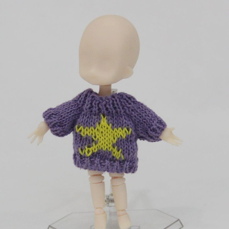 Crochet & Knit Instructions for Doll jacket & Accessories!! Free ... | 960x960