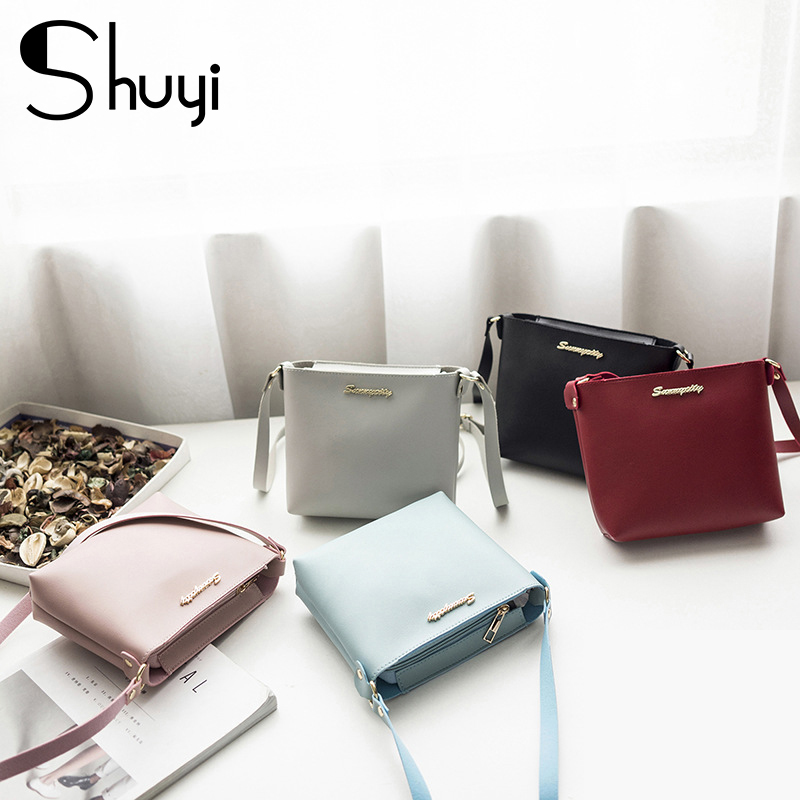 Women Shoulder Bag  Fashion Casual High QualityPU Leather Shopping Bag Single Shoulder Bag Luxury Handbags Women Bags Designer