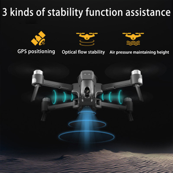 Drone GPS D4 Quadcopter HD 4K 1080P FPV 600M WIFI Live Video 1.6KM Control Distance Flight 28 Minutes Drone With Camera