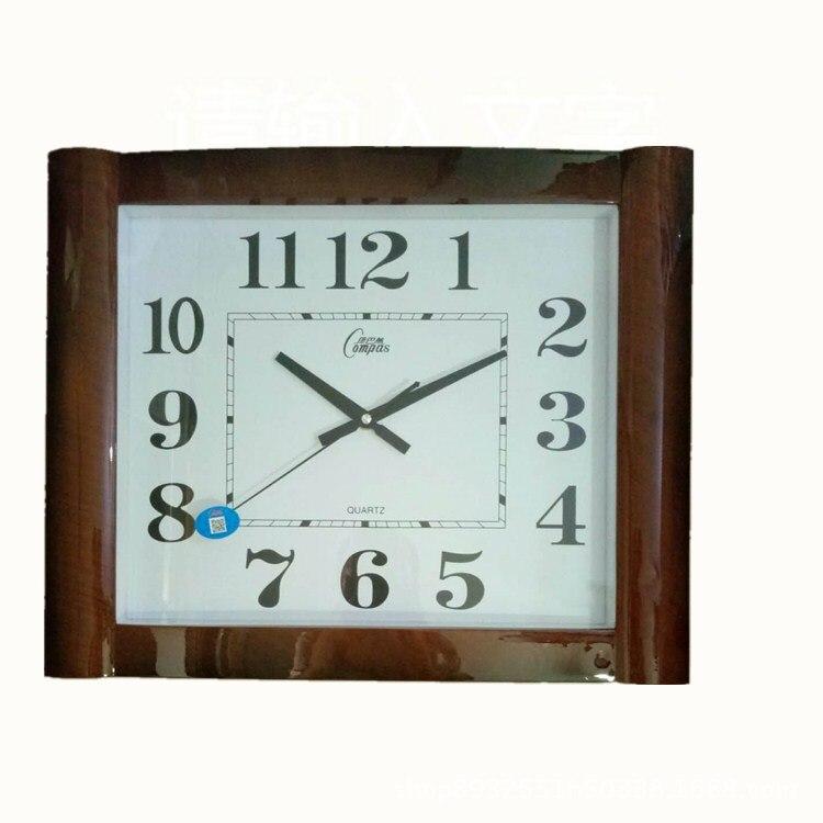 Compas salon bureau Quartz horloge muet balayage horloge murale Simple créative horloge en gros