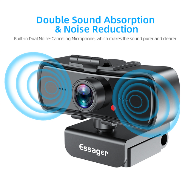 Business Accessories & Gadgets Laptop Accessories Full HD Web Camera