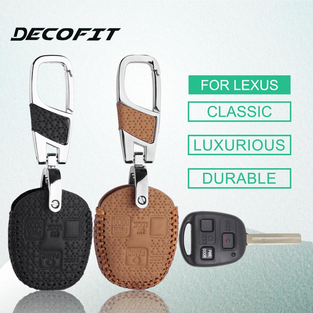 Remote <font><b>Key</b></font> Covers for for <font><b>Lexus</b></font> RX330 <font><b>RX350</b></font> RX400h RX450h Genuine leather Keyless Car <font><b>Key</b></font> <font><b>Case</b></font> Accessories Shell Fob Keybags image