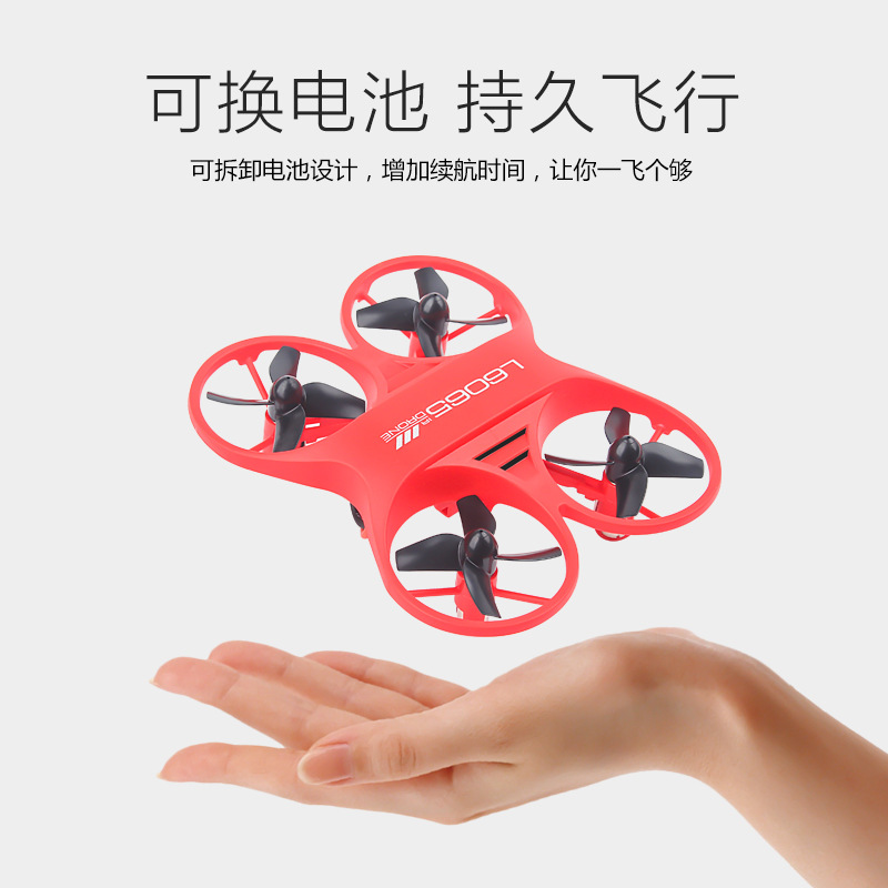 Drone New Products Drop-resistant Mini Unmanned Aerial Vehicle Set High WiFi Aircraft for Areal Photography Telecontrolled Toy A