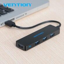 цена на Vention USB HUB Multiple USB Splitter 4 Ports High Speed USB 3.0 HUB OTG Adapter for Computer Macbook Laptop Accessories USB Hab