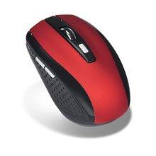 2,4 ГГц Беспроводная оптическая мышь 6 клавиш для игр, офиса, отдыха 1000 точек/дюйм