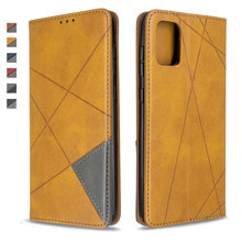 Flip Case for Samsung A 21 S Case A01 A11 A41 A31 A71 Patchwork Wallet for Samsung Galaxy A51 Cover Samsung A21S Etui A 51 71 42