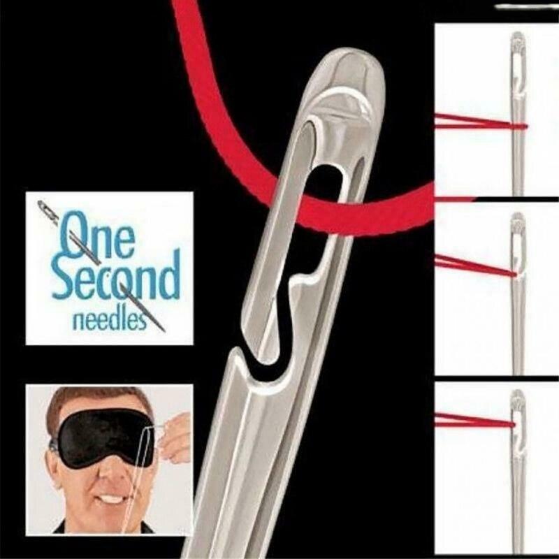 Self-Threading Easy Needle