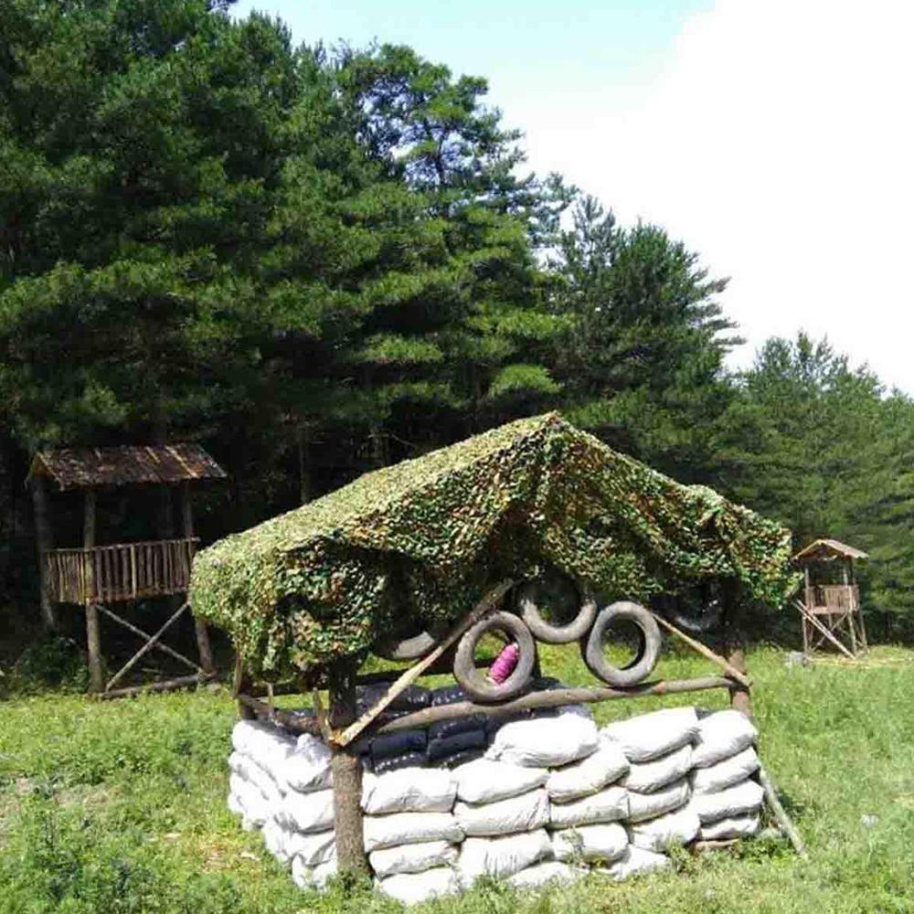Camouflage Shade Net Anti-aircraft Jungle Decoration shading