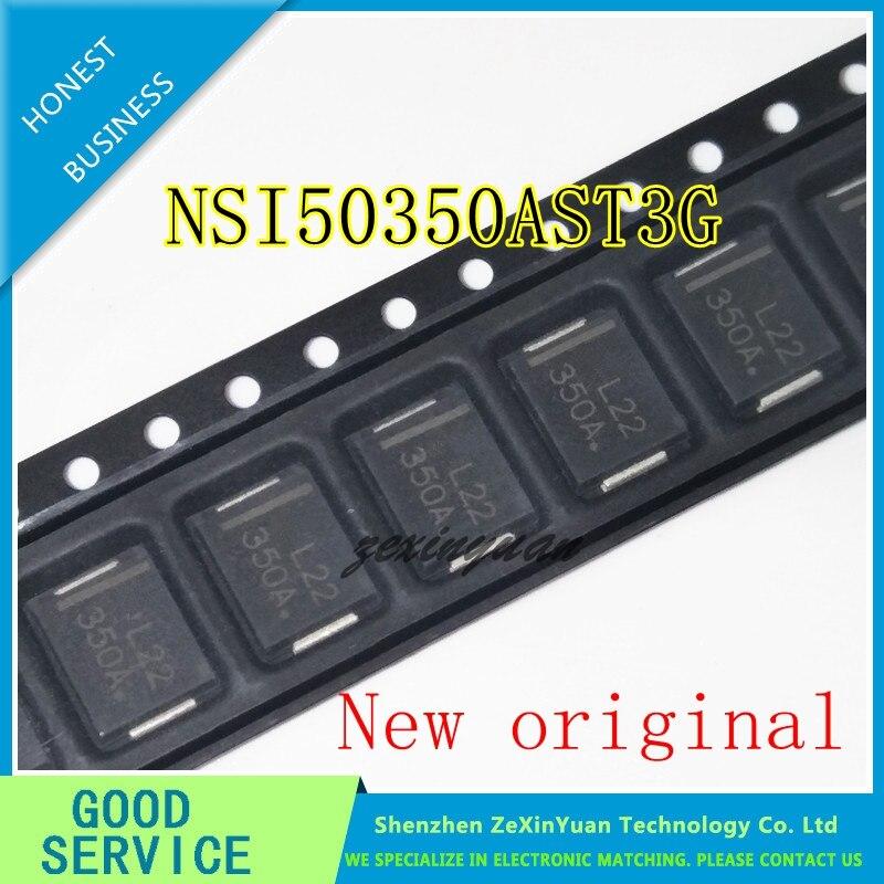30PCS/LOT NSI50350AST3G NSI50350AST 350A DO-214AB 100% New Original