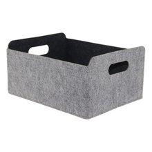 Войлочная сумка интегрированная формовочная домашняя корзина