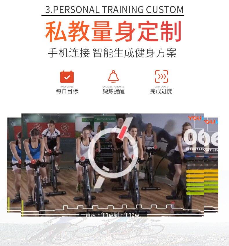 Bicicletas p/ ciclismo indoor