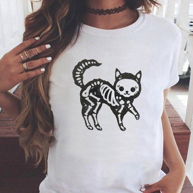 Cat Mom Women's T-Shirt  2