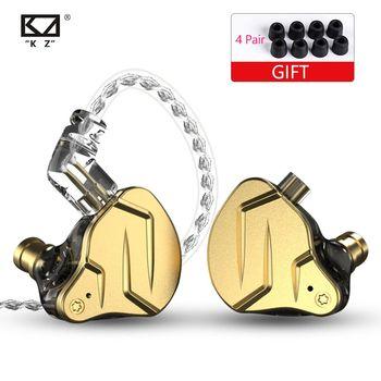KZ ZSN PRO/ZSN PRO X 1BA+1DD KZ Hybrid Earphone Headset HIFI Earbuds In Ear Monitor Headphones Earbuds For ZST ZST X ZSX