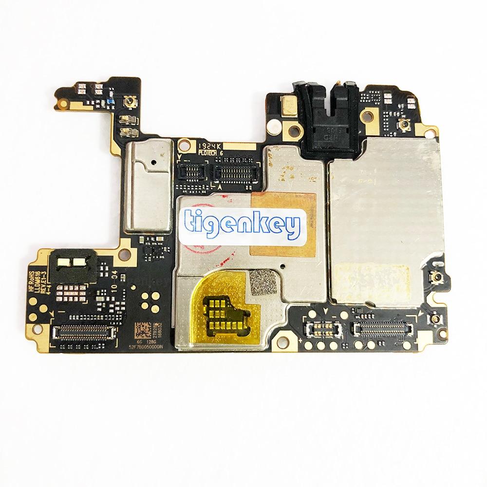 TIGENKEY For Redmi Note7 Pro Motherboard 64GB International Edition Note 7 Pro  MainBoard Original Unlocked  100% Work