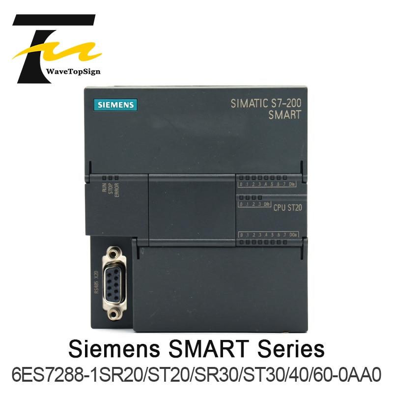 Siemens PLC S7-200 Smart 6ES7 288-1SR20 ST20 SR30 ST30 SR40 ST40 SR60 ST60-0AA0