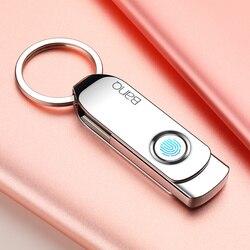 BANQ F16 64 Гб 128 ГБ высокоскоростное Распознавание отпечатков пальцев зашифрованный высокотехнологичный флеш-накопитель USB 3,0 флеш-накопители ...