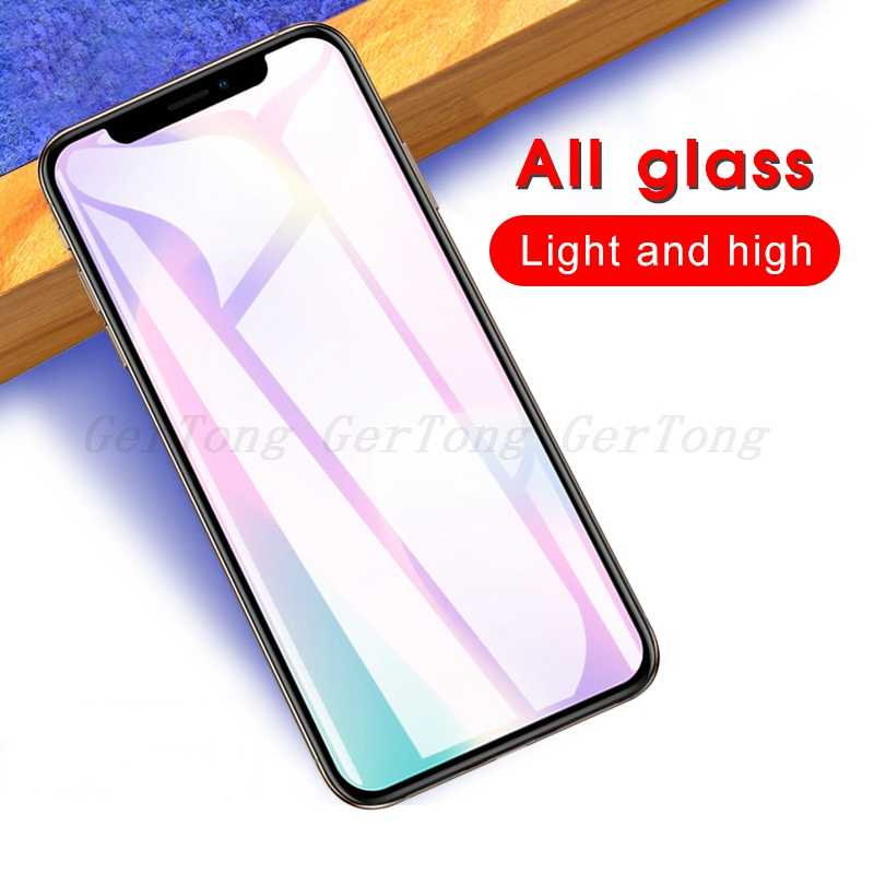 HD Tempered Glass for iPhone 11 Pro X XS Max XR Explosion Proof Screen Protector For iPhone X 6 7 8 6s Plus 11 Toughened Glass