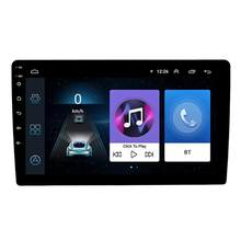 9001 Android 9.1 Car Stereo Auto Radio WiFi GPS Bluetooth Head Unit Autoradio Car Multimedia Video Player Steering Wheel Control(China)