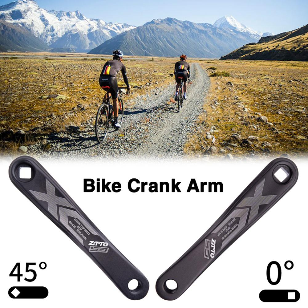 170mm Bike Bicycle Left Crankarms Crank Arm Most Square Taper Cranks Compatible