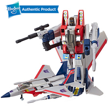 Hasbro Transformers  Vintage G1 Replica Starscream Inspired By The Styling Of 1984 G1Release Decepticon Air Commander