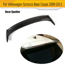 carbon fiber auto car roof wing,trunk spoiler for VW Scirocco OSIR Style (Fits )