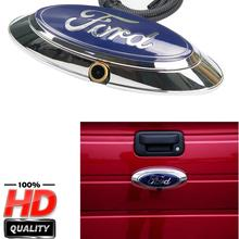 Camera Ford-Emblem F150 Tailgate F250 Night-Vision HD 1280x720p Replacement F550 F350