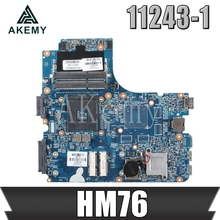 Laptop motherboard Für For HP Probook 4440S 4540S Mainboard 11243-1 683496-501 683496-001 683496-601 SLJ8E