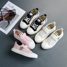 2019 New Autumn Canvas Children Shoes Girl Breathable Sneaker Shoes Boys&Girls Soft Chaussure/Kids/Toddler/Baby Fashion Sneakers