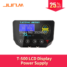 New T-500 Led Display Tattoo Power Supply Product Free Shipping Fuentes De Alimentacion