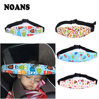 Kids For Lexus Honda Civic Opel astra h j Mazda 3 6 Kia Rio Ceed Volvo Car Seat Head Pillow Safety Sleep Positioner Belt image