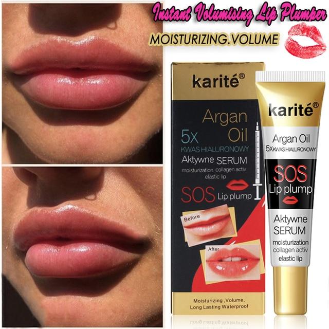 Lip Plumper Serum Moisturizing Lips Repairing Mask  1
