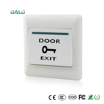 Door Exit Button Release Push Switch for access control systemc Electronic Door Lock NO COM lock Sensor Switch access push eseye no com gate door exit button exit switch for door access control system door push exit door release button switch