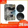 Antscope alta versão 1080 p caça câmera visão noturna à prova dwaterproof água para animal foto ip56 caça animais selvagens câmera 120 graus armadilha