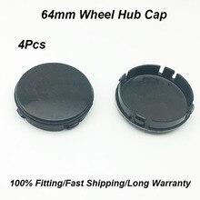 Car Accessory 4PCS 64mm 6.4cm Wheel Center Cap Hub For XC90 XC70 XC60 V40 V50 V60 V70 V90 S40 S50 S60 S70 S90
