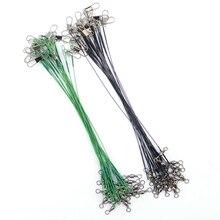 Wire Leader Fishing-Line 15cm 25cm 30cm 20pcs/Lot 20cm