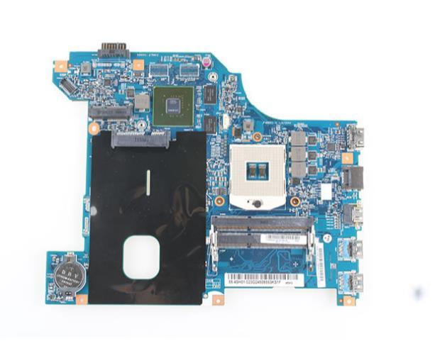 EFU LG4858 For Lenovo G580 LG4858 Laptop motherboard LG4858 MB 11252-1 mainboard Test HM76 GT520M/GT610M original motherboard